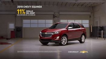 2019 Chevrolet Equinox TV Spot, 'Taller mecánico' [Spanish] [T2] - Thumbnail 7