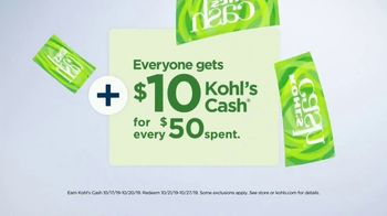 Kohl's TV Spot, 'Women's Flannels, Boots and Luggage' - Thumbnail 6