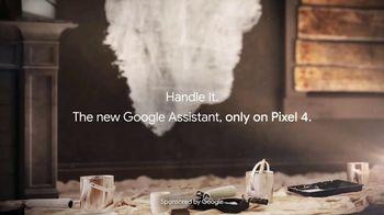 Google Assistant TV Spot, 'Single Parents: Opossum' - 1 commercial airings