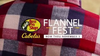 Bass Pro Shops Flannel Fest TV Spot, 'Flannel for All' - Thumbnail 1
