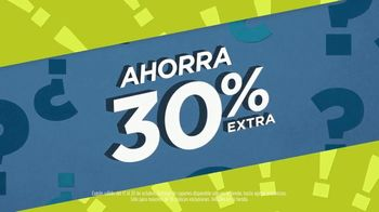 JCPenney Venta Sopresa TV Spot, 'Consigue tu cupón y ahorra' [Spanish] - Thumbnail 4