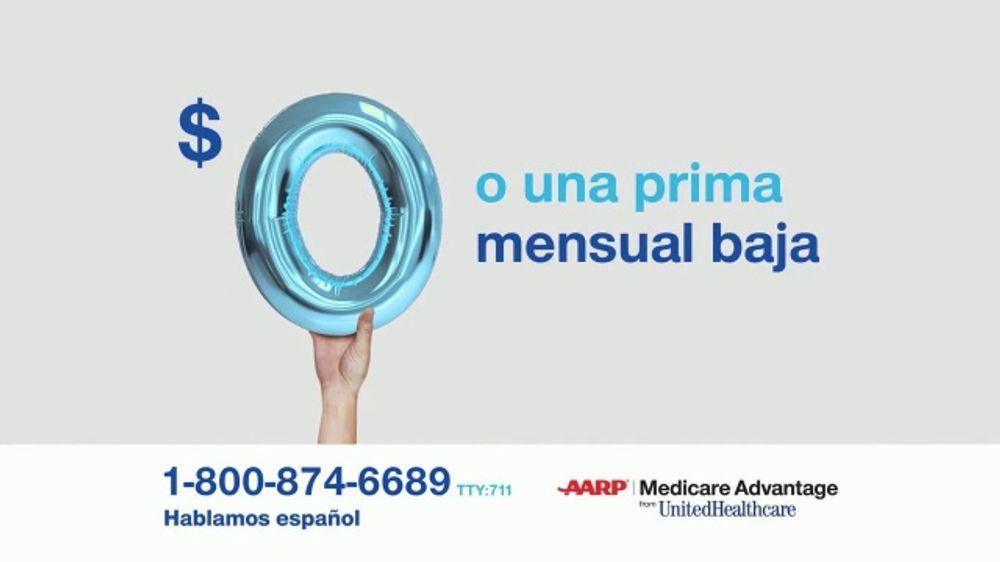 UnitedHealthcare AARP MedicareComplete TV Commercial, 'Buenas noticias'