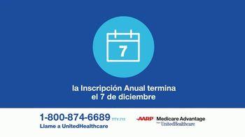 UnitedHealthcare AARP MedicareComplete TV Spot, 'Buenas noticias' [Spanish] - Thumbnail 7