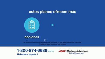 UnitedHealthcare AARP MedicareComplete TV Spot, 'Buenas noticias' [Spanish] - Thumbnail 1