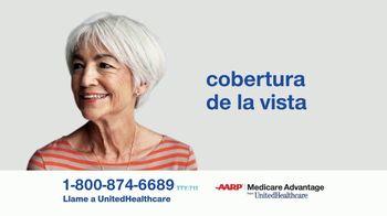 UnitedHealthcare AARP MedicareComplete TV Spot, 'Buenas noticias' [Spanish] - Thumbnail 3