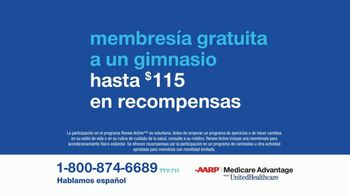 UnitedHealthcare AARP MedicareComplete TV Spot, 'Buenas noticias' [Spanish] - Thumbnail 4