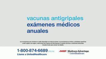 UnitedHealthcare AARP MedicareComplete TV Spot, 'Buenas noticias' [Spanish] - Thumbnail 5