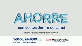 UnitedHealthcare AARP MedicareComplete TV Spot, 'Buenas noticias' [Spanish] - Thumbnail 6