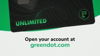 Green Dot Unlimited Cash Back Bank Account TV Spot, 'Extreme Value'