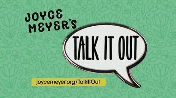 Joyce Meyer Ministries TV Spot, 'Talk It Out' - Thumbnail 8