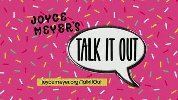 Joyce Meyer Ministries TV Spot, 'Talk It Out' - Thumbnail 3