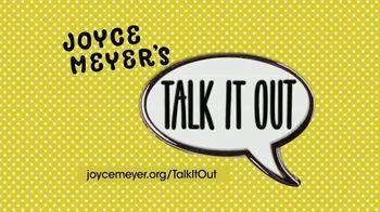 Joyce Meyer Ministries TV Spot, 'Talk It Out' - Thumbnail 4