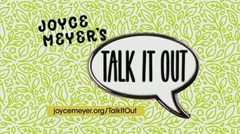 Joyce Meyer Ministries TV Spot, 'Talk It Out' - Thumbnail 5