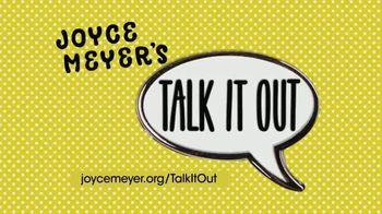 Joyce Meyer Ministries TV Spot, 'Talk It Out' - Thumbnail 7