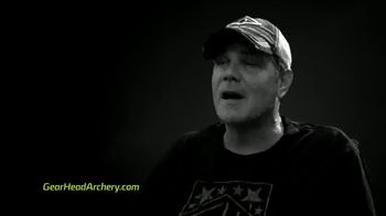 GearHead Archery TV Spot, 'Fast, Quiet & Accurate' Featuring Dave Watson - Thumbnail 2