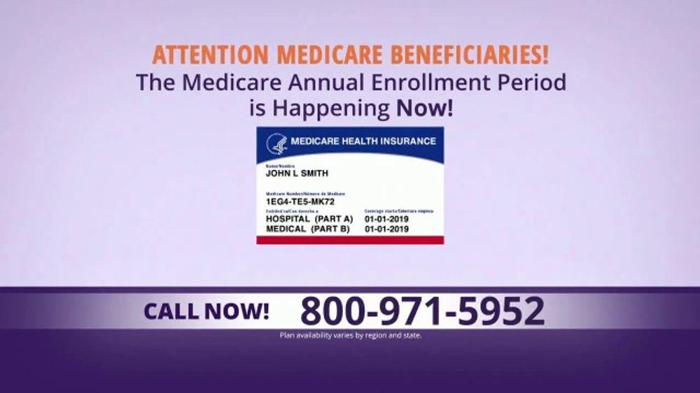 MedicareAdvantage.com TV Commercial, 'Additional New Benefits'