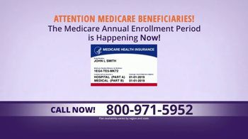 MedicareAdvantage.com TV Spot, 'Additional New Benefits'