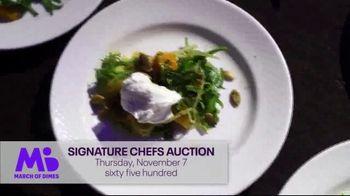 March of Dimes TV Spot, '2019 Signature Chefs Auction: Dallas' Featuring Kent Rathbun - Thumbnail 3