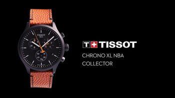 Tissot Chrono XL NBA Collector TV Spot, 'Game' - Thumbnail 8