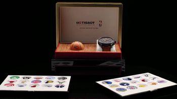 Tissot Chrono XL NBA Collector TV Spot, 'Game' - Thumbnail 2