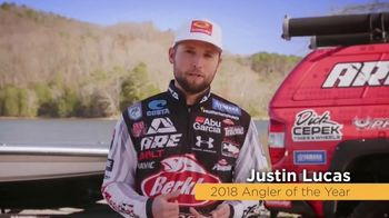 EconoLodge TV Spot, 'Easy Fishing Tip: Bit By Bass' Featuring Justin Lucas - Thumbnail 2