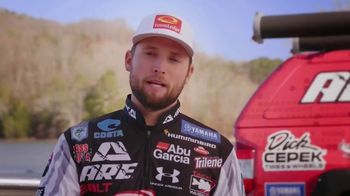EconoLodge TV Spot, 'Easy Fishing Tip: Bit By Bass' Featuring Justin Lucas - Thumbnail 3