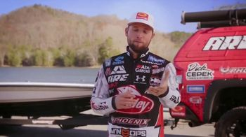 EconoLodge TV Spot, 'Easy Fishing Tip: Bit By Bass' Featuring Justin Lucas - Thumbnail 6
