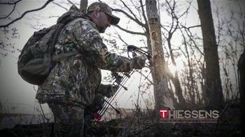 Thiessens V1 Whitetail Series TV Spot, 'Our Goal' - Thumbnail 1
