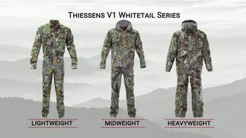 Thiessens V1 Whitetail Series TV Spot, 'Our Goal' - Thumbnail 3