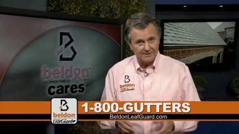 Beldon LeafGuard TV Spot, 'Beldon Cares: Save 75% on Labor' - Thumbnail 9