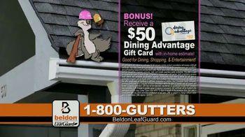 Beldon LeafGuard TV Spot, 'Beldon Cares: Save 75 Percent on Labor' - Thumbnail 5