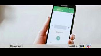 GreatCall Jitterbug Smart2 TV Spot, 'Having Mom Around' Featuring John Walsh - Thumbnail 3