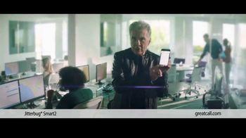GreatCall Jitterbug Smart2 TV Spot, 'Having Mom Around' Featuring John Walsh - Thumbnail 7