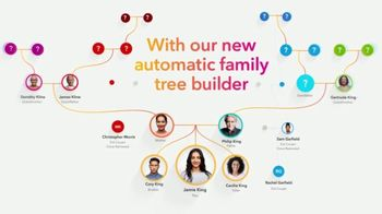 23andMe TV Spot, 'Family Tree Builder: $79' Song by Inside Tracks - Thumbnail 6