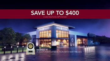 Sleep Number 360 Smart Bed TV Spot, 'Adjust Your Comfort: Save up to $400 Off' Feat. Dak Prescott - Thumbnail 10