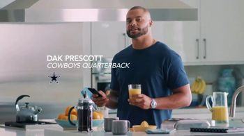 Sleep Number 360 Smart Bed TV Spot, 'Adjust Your Comfort: Save up to $400 Off' Feat. Dak Prescott - 430 commercial airings