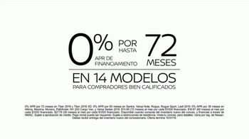 Nissan TV Spot, 'Una demostración impresionante' [Spanish] [T2] - Thumbnail 10