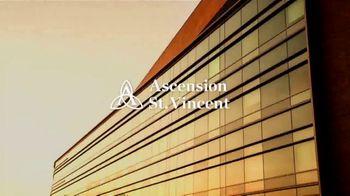 Ascension St. Vincent TV Spot, 'Personalized Care' - Thumbnail 3