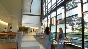 Ascension St. Vincent TV Spot, 'Personalized Care' - Thumbnail 4