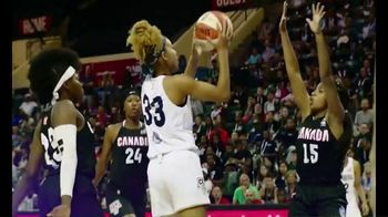 Jr. NBA TV Spot, 'Listen Up: Her Time to Play' - Thumbnail 1