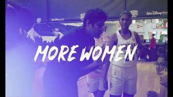 Jr. NBA TV Spot, 'Listen Up: Her Time to Play' - Thumbnail 5