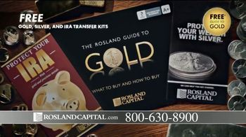 Rosland Capital TV Spot, 'Preserve Your Wealth' - Thumbnail 4