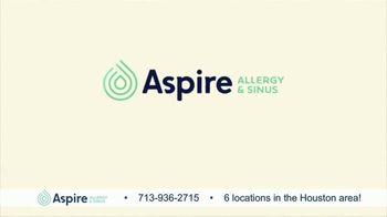 Aspire Allergy & Sinus TV Spot, 'Effective Long-Term Relief' - Thumbnail 7