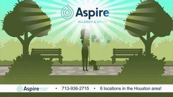 Aspire Allergy & Sinus TV Spot, 'Effective Long-Term Relief' - Thumbnail 1