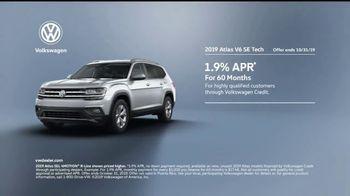 2019 Volkswagen Atlas TV Spot, 'Shotgun' [T2] - Thumbnail 7