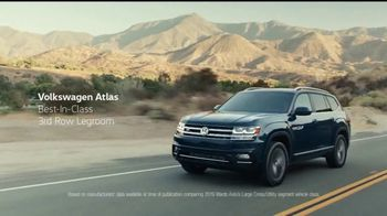 2019 Volkswagen Atlas TV Spot, 'Shotgun' [T2] - Thumbnail 4
