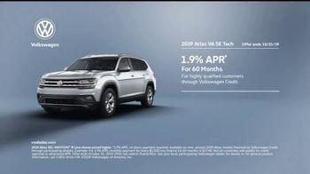 2019 Volkswagen Atlas TV Spot, 'Shotgun' [T2] - Thumbnail 6