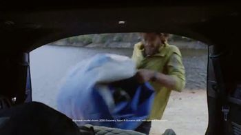2020 Land Rover Discovery Sport TV Spot, 'River Rafting' [T1] - Thumbnail 4