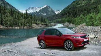 2020 Land Rover Discovery Sport TV Spot, 'River Rafting' [T1] - Thumbnail 7