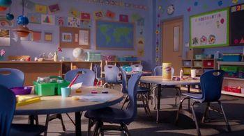 Clorox TV Spot, 'Disney Pixar's Toy Story 4 Home Entertainment: Classroom' - Thumbnail 1